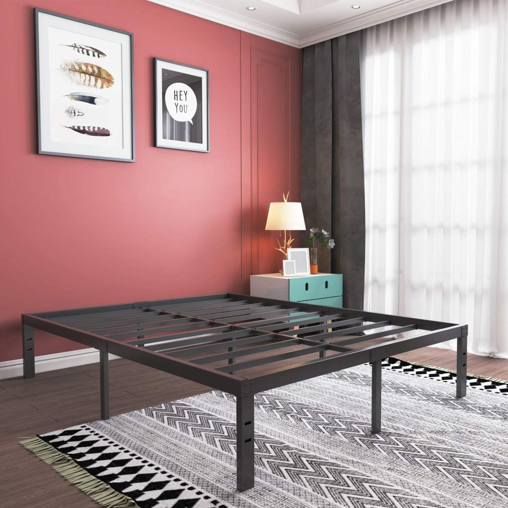 King Size Bed Frame-16 Inch
